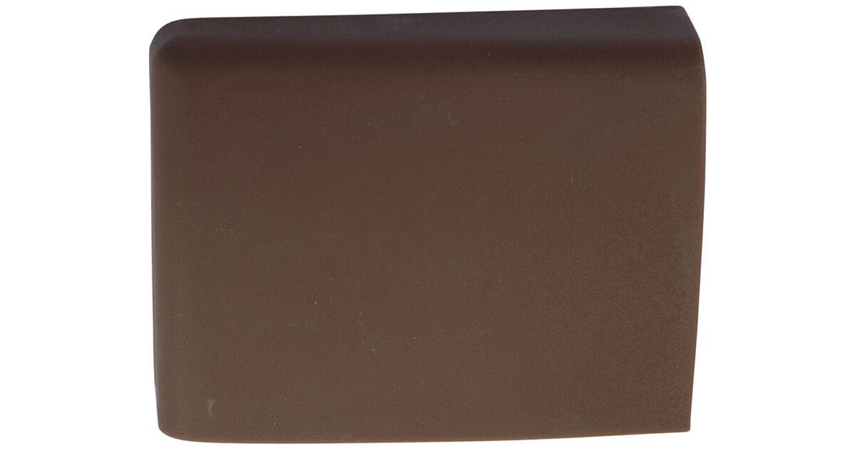 STRONG bútorakasztóhoz takarósapka - sötétbarna