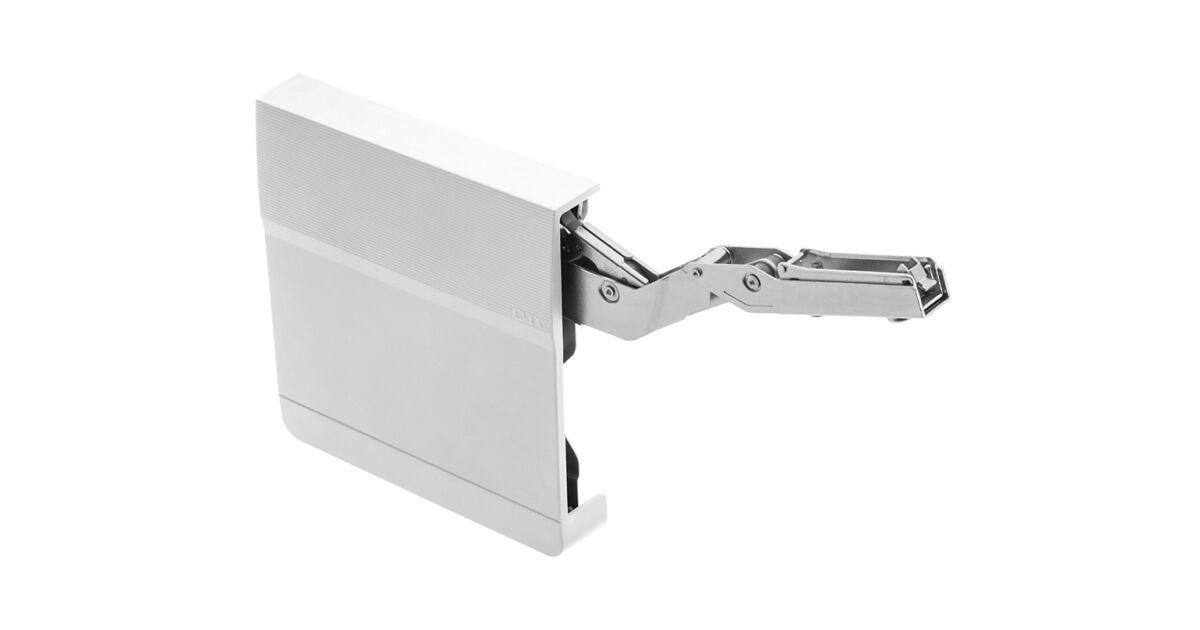 GTV strong erősségű felnyíló vasalat, fehér